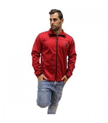 CHAQUETA SIUX SOFTSHELL RED