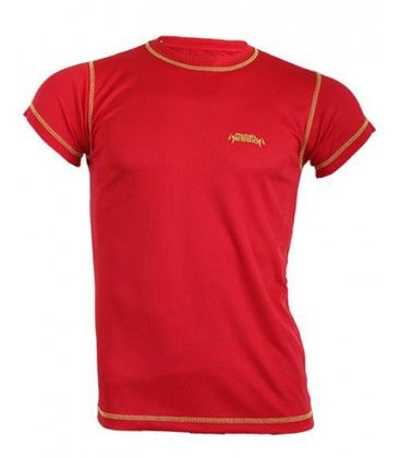 CAMISETA PS ROJO AMARILLO