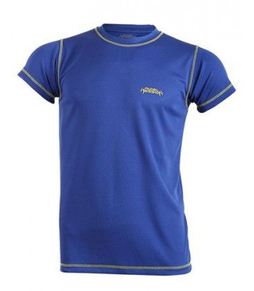 CAMISETA TECNICA PS ROYAL AMARILLA