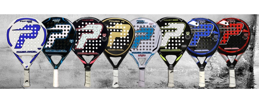 PALAS DE PÁDEL POWER PADEL