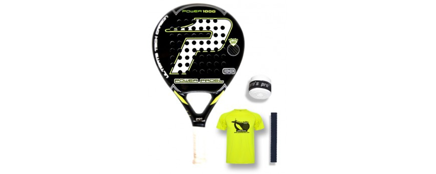 OPINIONES – POWER PADEL 1000 EVA 2011