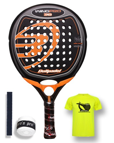TEST BULLPADEL WING PRO 2015