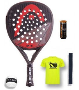 Head graphene speed – Todo pegada Head padel