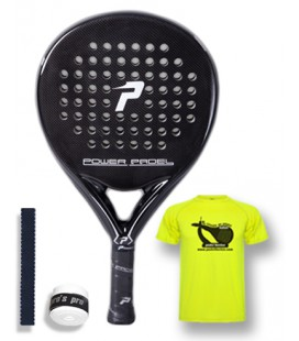 POWER PADEL BLACK – ¡¡MATE Y BRILLO!!