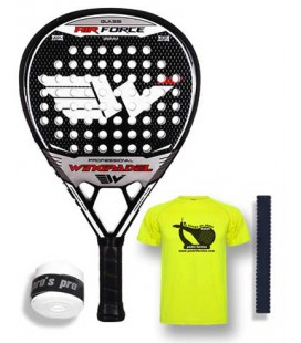 Wingpadel air force glass – Palas Wingpadel