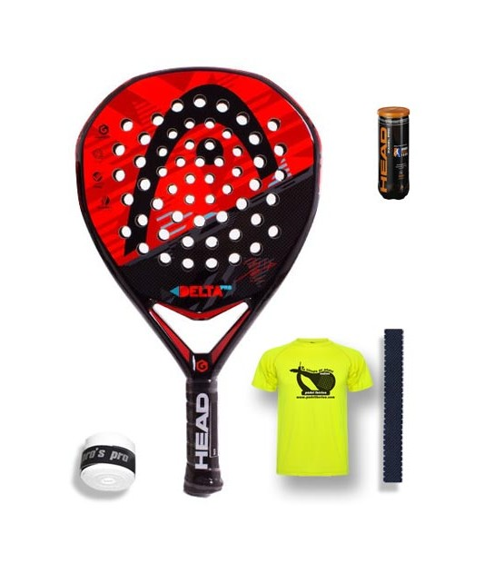 Head Graphene XT Delta Pro With CB