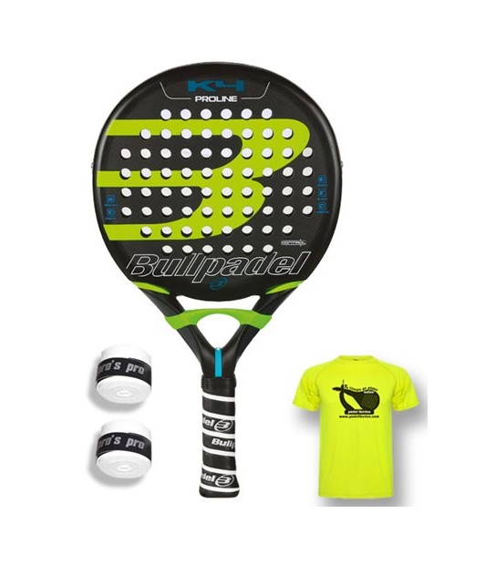 Bullpadel k4 proline – Bullpadel control total