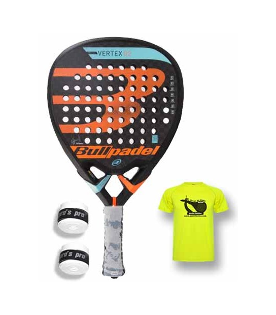 Bullpadel Vertex 2 2018 – Potencia inalcanzable