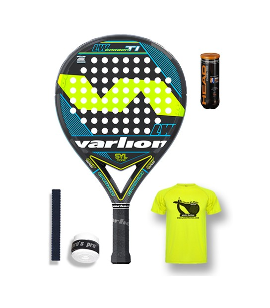 Varlion LW Carbon Ti Syl Core 2018 – Premium