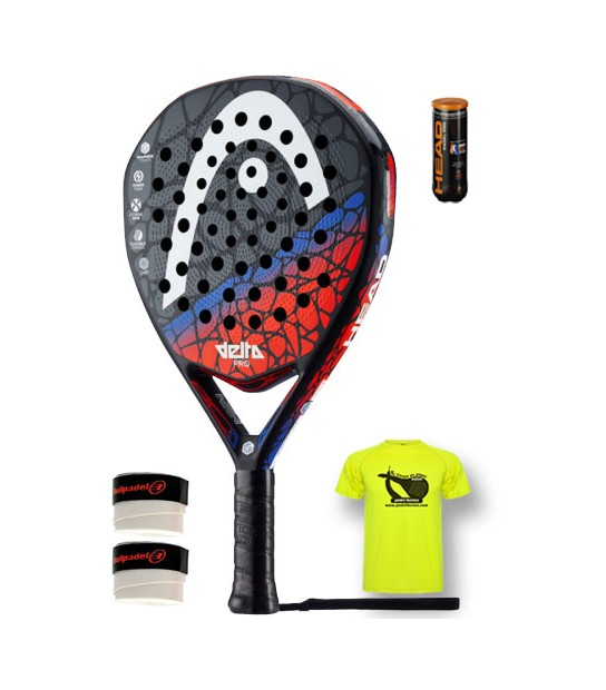 Head Graphene Touch Delta Pro 2018 – Ataque total