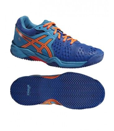 ASICS GEL BELA 5 SG AZUL JUNIOR