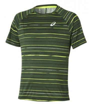 CLUB GRAPHIC SLEEVE TEE VERDE