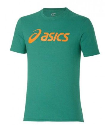 ASICS STRIPES LOGO VERDE