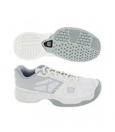 WILSON RUSH PRO HARD COURT WOMEN GRIS