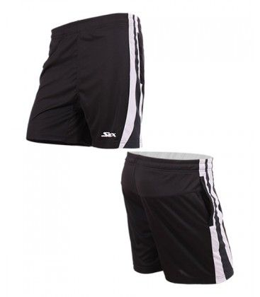 SHORT SIUX LINKED BLACK
