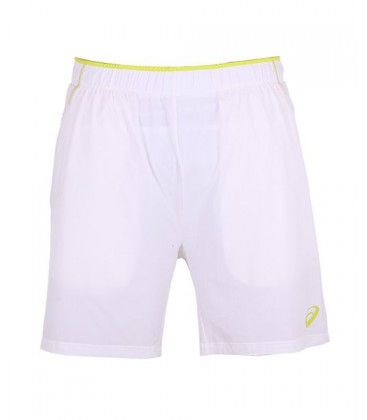 ASICS PADEL PLAYERS SHORT 132402 BLANCO