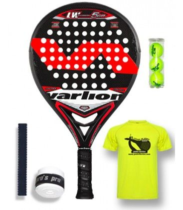 VARLION LETHAL WEAPON CARBON 5 GP ROJA 2015