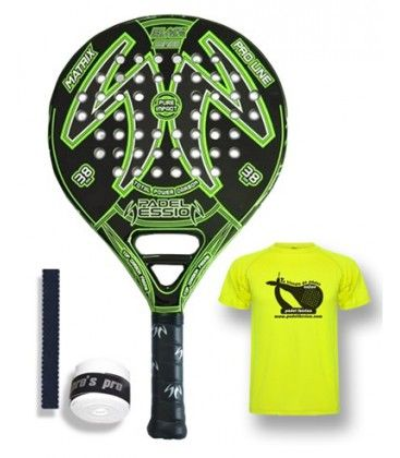 PADEL SESSION MATRIX VERDE
