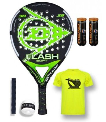 DUNLOP FLASH SOFT 2015