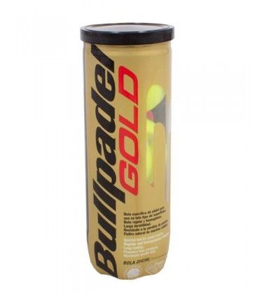 PELOTAS BULLPADEL GOLD