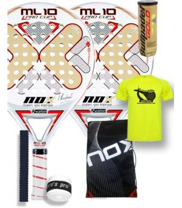 PACK 2 NOX ML10 PRO CUP 2016