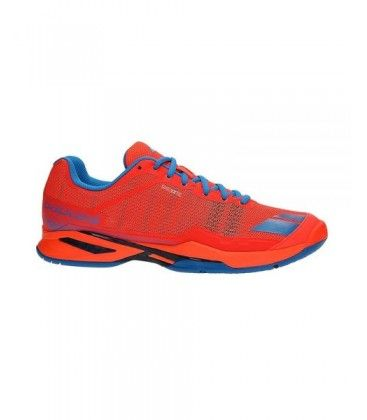 ZAPATILLAS BABOLAT JET TEAM ALL COURT ROJO