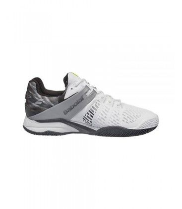 ZAPATILLAS BABOLAT PROPULSE FURY CLAY MEN BLANCO NEGRO