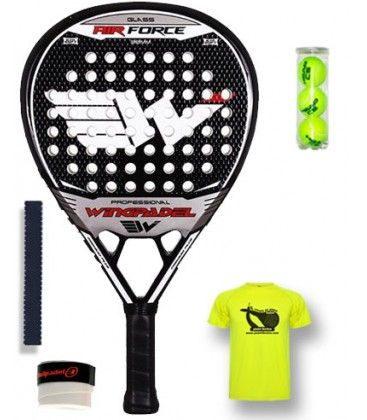 PALA WINGPADEL AIR FORCE GLASS