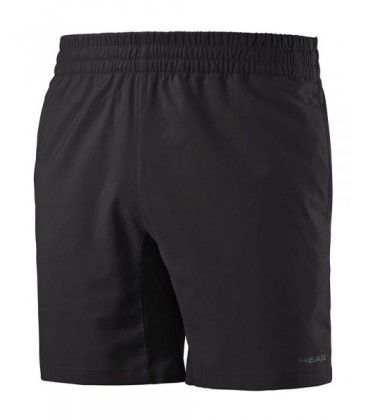 PANTALON CORTO HEAD CLUB NEGRO