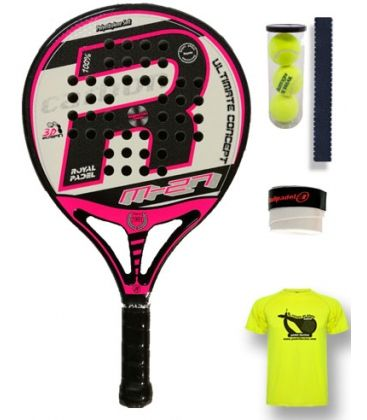 ROYAL PADEL M27 WOMAN 2018