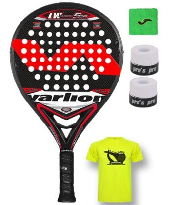 VARLION LW CARBON 5 GP ROJA