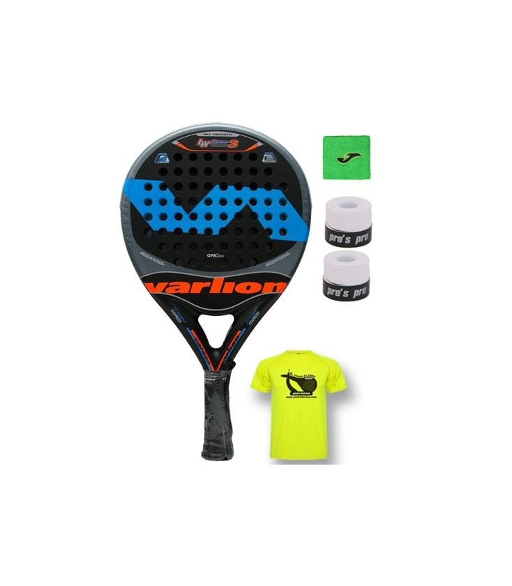 f57e6138b VARLION LETHAL WEAPON CARBON ZYLON 3 LTD DEF. ESTETICO - Oportunidad