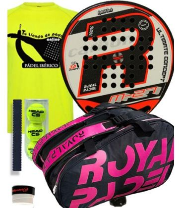 PACK ROYAL PADEL M27 HYBRID