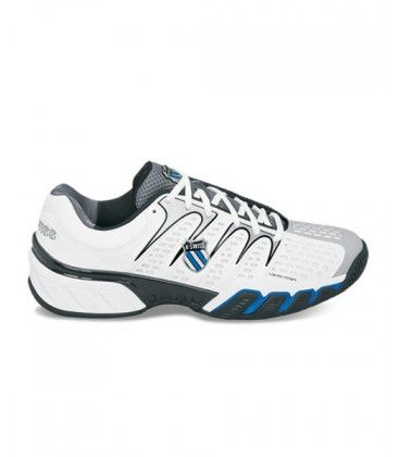 K SWISS BIG SHOT II BLANCO AZUL