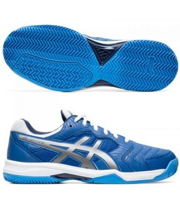 ASICS GEL DEDICATE 6 CLAY ASICS BLUE/WHITE