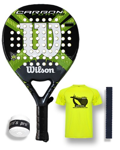 TEST WILSON CARBON FORCE