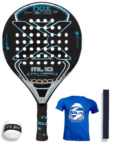 NOX ML10 FULL CARBON EVA – Nox Padel