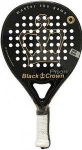 Black-crown-piton