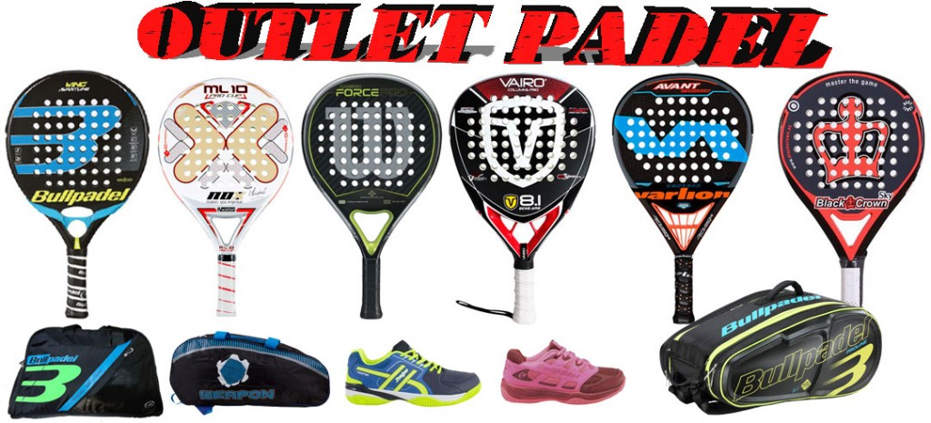 outlet padel