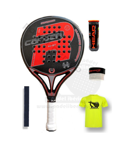 Royal Padel M27 Carbon 2018 – Royal Premium