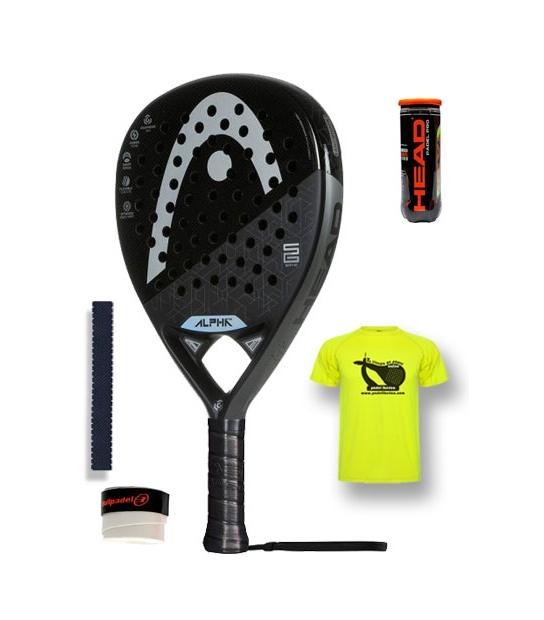 Head Graphene 360 Alpha Pro – Precisión Head Padel