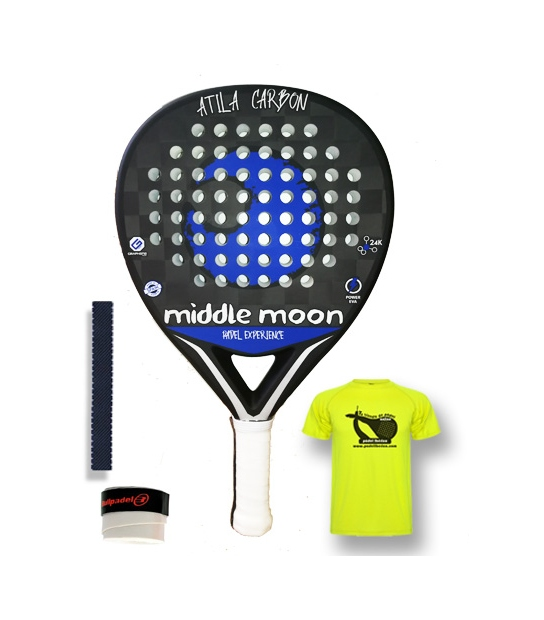 Middle Moon Atila Carbon 24K 2019